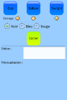 Un exemple d'application Android