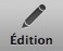Icone : Edition