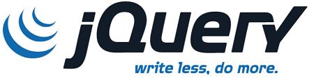 Le logo de jQuery