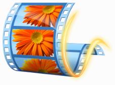 Icône du logiciel Movie Maker