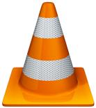 Icône du logiciel VLC