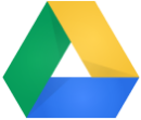 Logo de Google Drive, solution de stockage des Google Documents