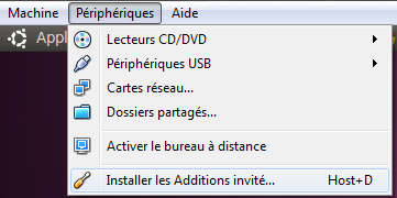 Demander l'installation des additions