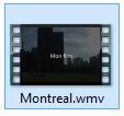 Fichier wmv