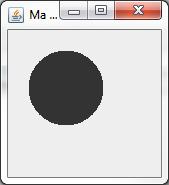 Test de l'objet Graphics