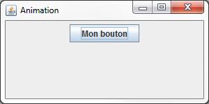 Affichage d'un JButton