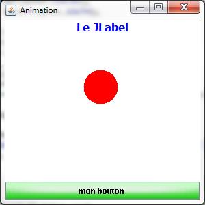 Utilisation plus fine d'un JLabel