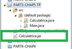 Fichier exécutable .jar