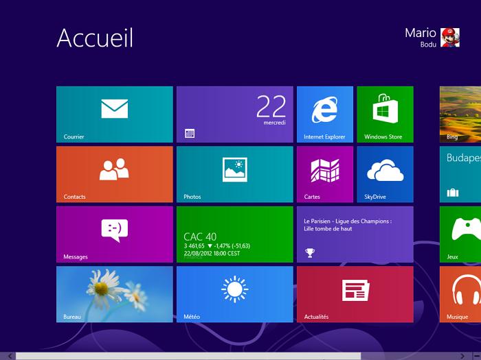 D butez en informatique avec windows 8 openclassrooms - Open office en francais pour windows 8 ...