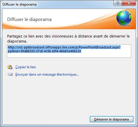 Configurer et lancer le diaporama pr sentez des diaporamas avec powerpoint openclassrooms - Powerpoint avec open office ...