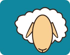 Notre mouton et sa tête