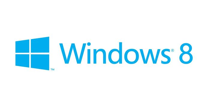 Logo de Windows 8