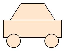 La voiture vue de l'extérieur