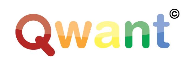 Le logo de Qwant