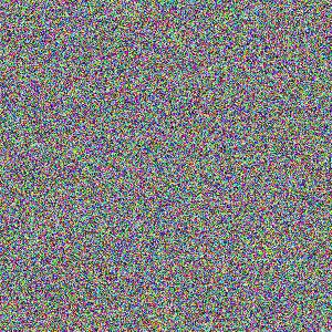 Un beau tas de pixels.