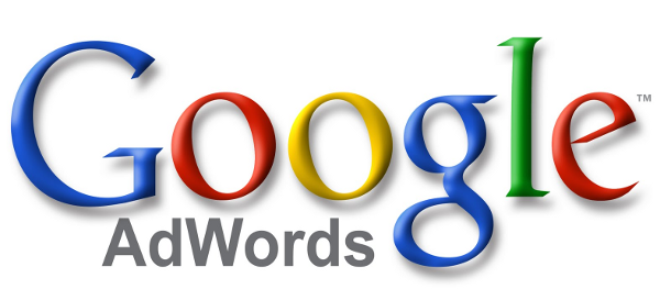 Un logo de Google Adwords