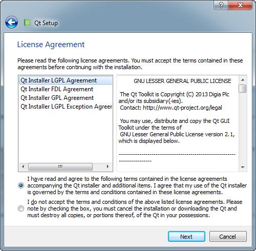 Validation des licences logicielles