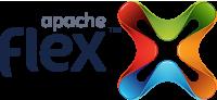 Le logo Apache Flex