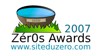 Les Zér0s Awards 2007