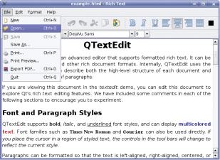 Programme Qt sous Linux