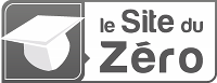 Le logo du Site du Zéro