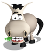 Zozor, la mascotte du Site du Zéro