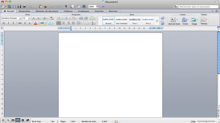Word le logiciel de traitement de texte traitez des - Ouvrir un document word avec open office ...