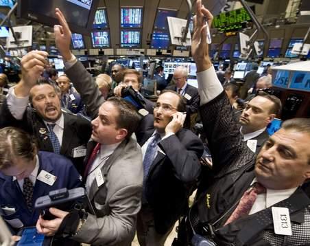 Les places de marché sont une sorte de Wall Street virtuel, où chacun achète et vend des Bitcoins