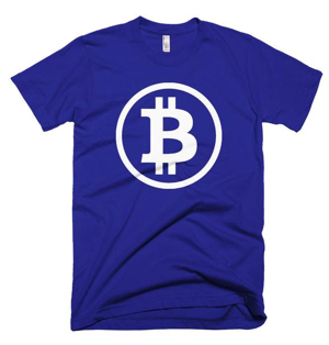 Tous ces efforts pour acheter un Tshirt Bitcoin !
