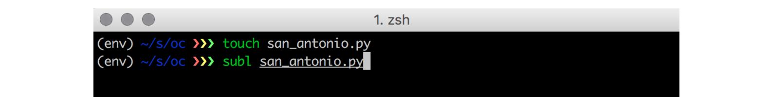 Creez Votre Premier Script Demarrez Votre Projet Avec Python