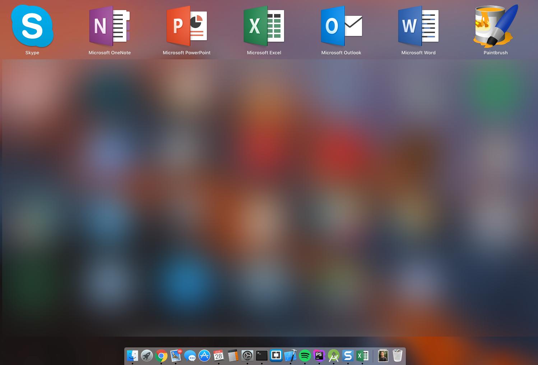 Lancer Excel depuis le Launchpad