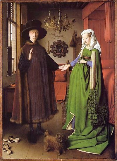 Jan Van Eyck, Les Epoux Arnolfini