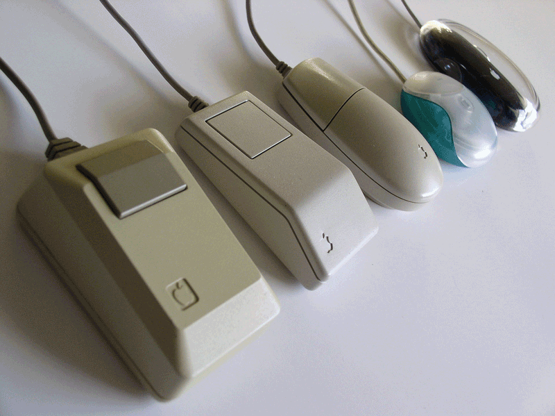 Christopher W. — The Apple Mouse — CC BY-SA 2.0