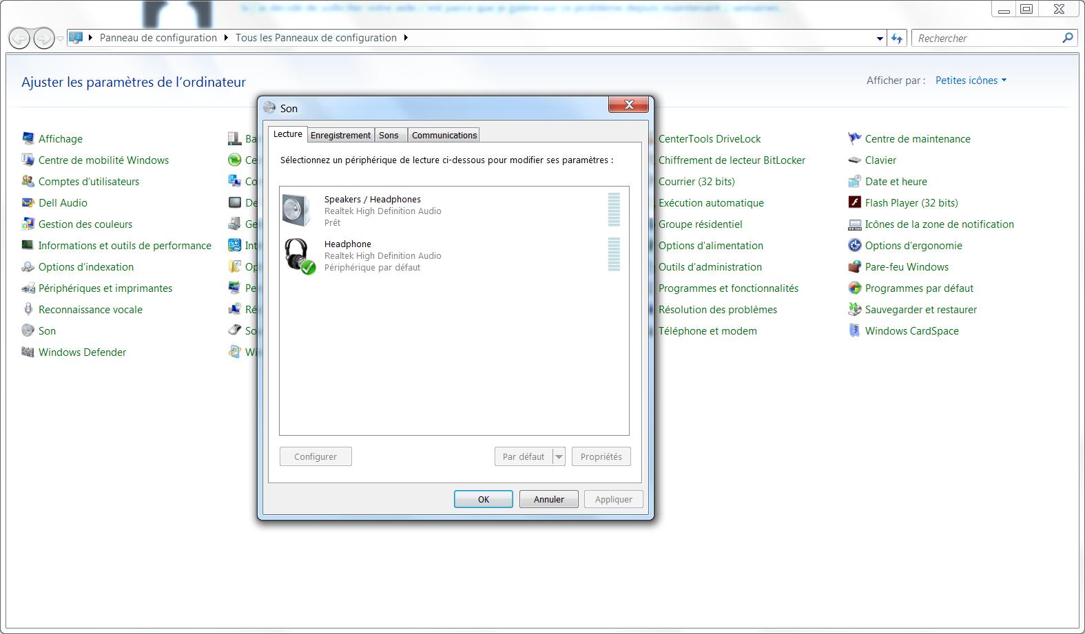 Résolu Problème De Microphone Sur Windows 10 Par Kymsy Openclassrooms