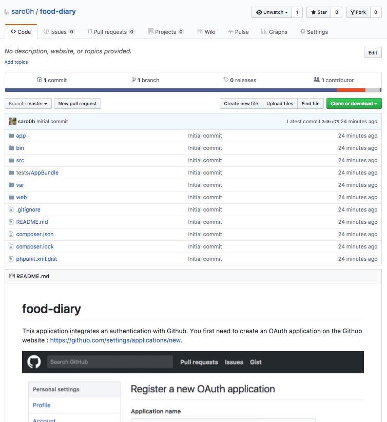 Repository Github mis à jour