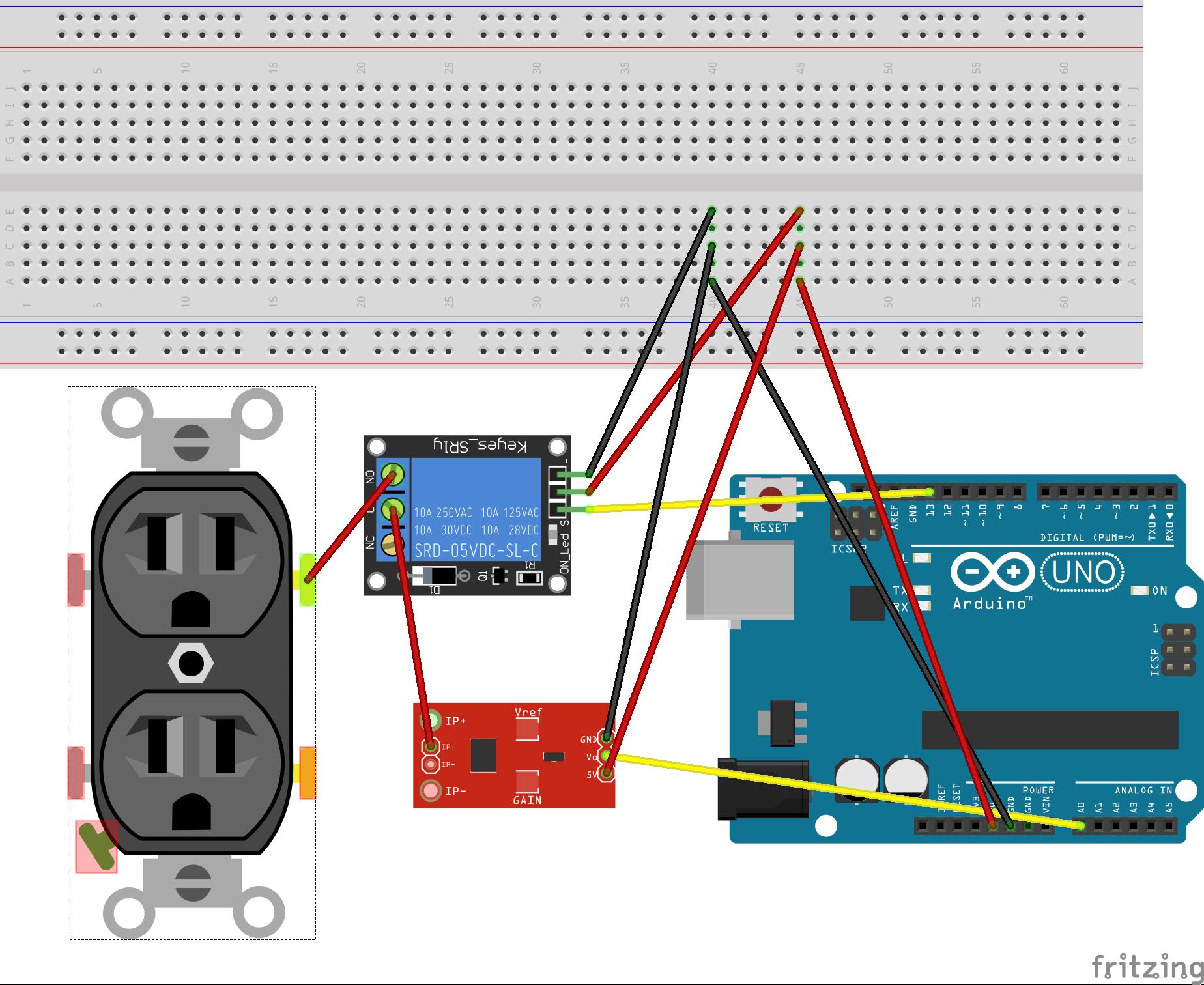 Résolu] capteur de courant ACS712 20A par Mouk Bouk - OpenClassrooms