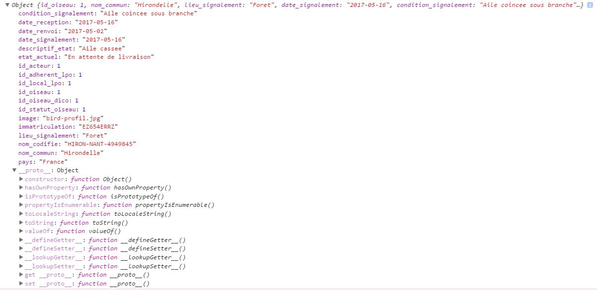 Résolu] [TypeScript][jQuery][Angular][Ionic] JSON -> array par