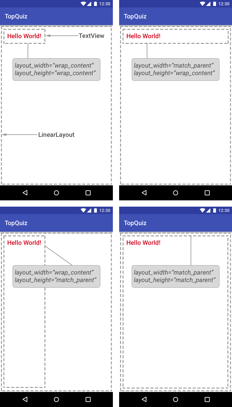 Design Your First Screen - Develop Your First Android
