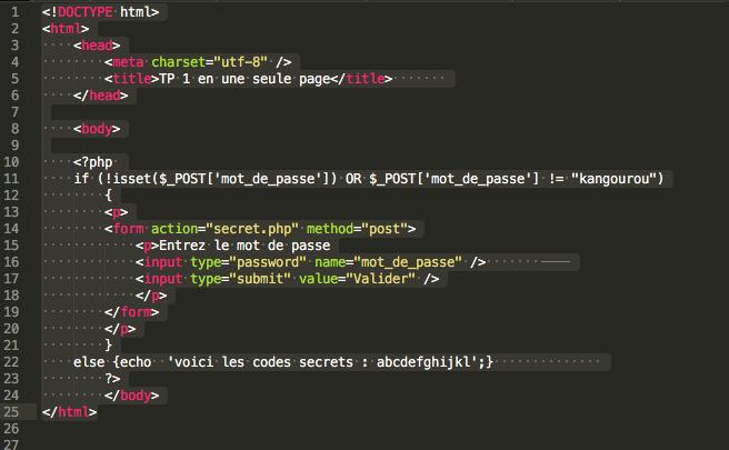 sites de rencontres codes html