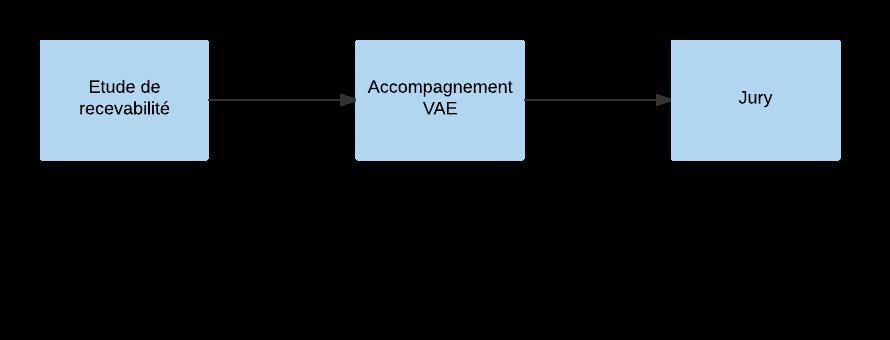 Le processus de la VAE