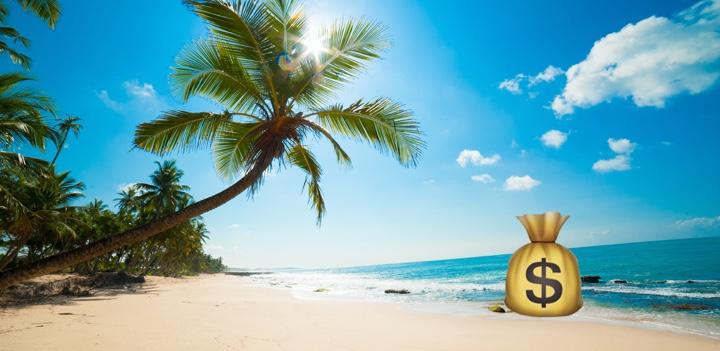 Take a long break (3 weeks) and get a 1000€ bonus!