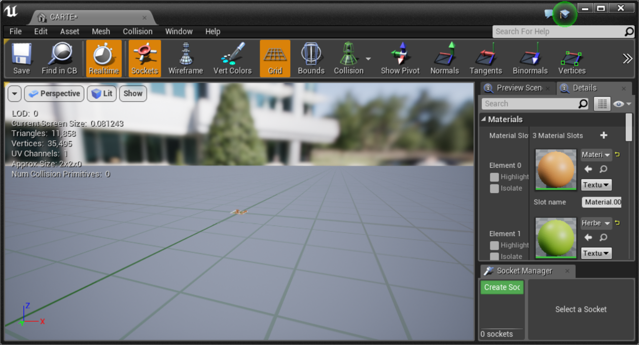 Unreal engine 4 bug par HappyPgmGamesStudio - OpenClassrooms