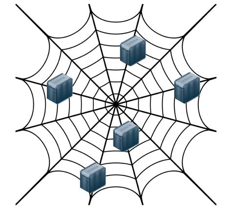 Le Web est une toile d'araignée au sein de laquelle les machines communiquent