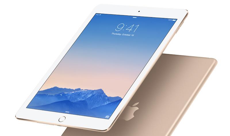 The latest iPad!