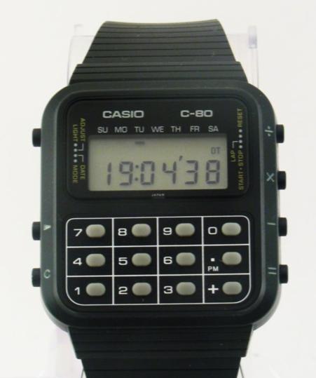 Casio C=80