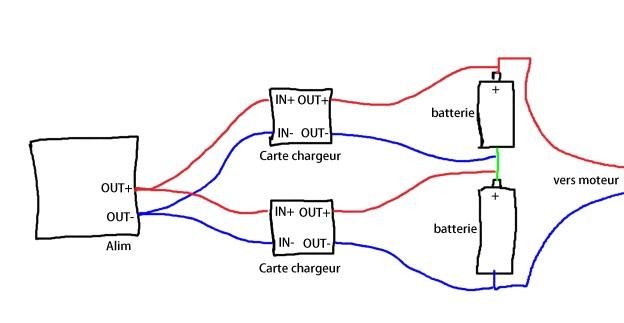 charger plusieurs batterie lithium en m me temps par keo page 1 openclassrooms. Black Bedroom Furniture Sets. Home Design Ideas