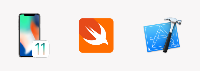 iOS, Swift et Xcode