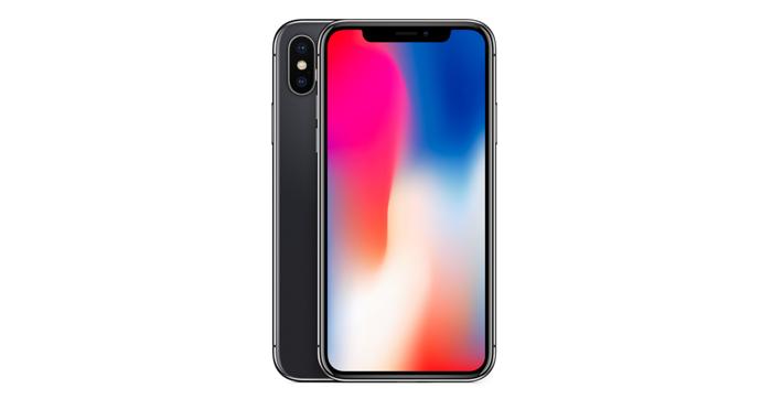 L'iPhone X