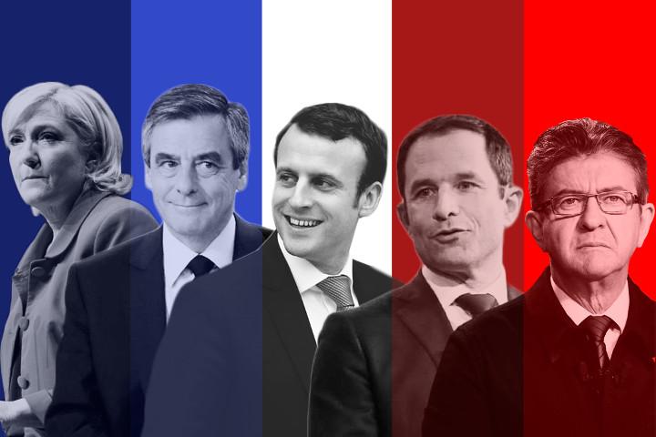La dernière élection présidentielle a élu au premier tour les deux candidats finalistes à la majorité des votes