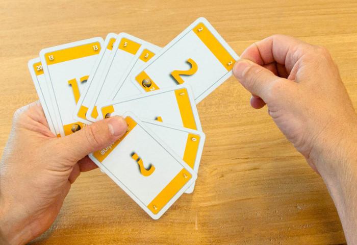 Les cartes du planning poker
